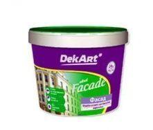 Краска фасадная (DekArt)