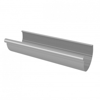 Желоб Rainway 3 м 90 мм серый