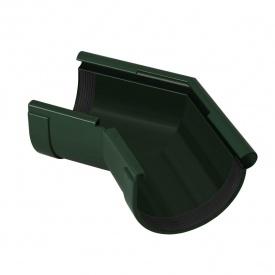 Кут жолоба зовнішній Rainway 135 градусів 130 мм зелений
