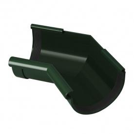 Кут жолоба внутрішній Rainway 135 градусів 130 мм зелений