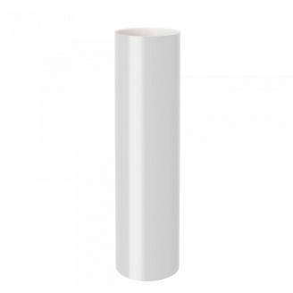 Труба водостічна Rainway 3 м 75 мм біла