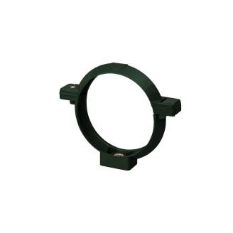 Кронштейн труби Rainway 75 мм зелений