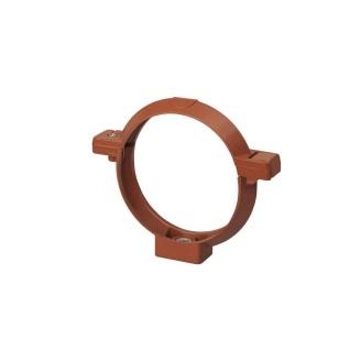 Кронштейн труби Rainway 75 мм цегляний
