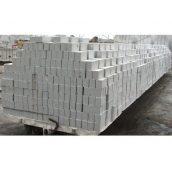 Кирпич силикатный 650 шт белый
