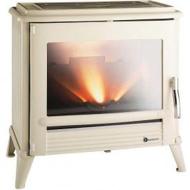 Чугунная печь INVICTA MODENA 12 кВт белая