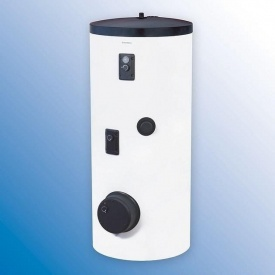 Бойлер косвенного нагрева Drazice OKC 300 NTR/BP 35 кВт с боковым фланцем