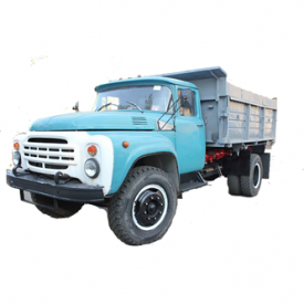 Доставка стройматериалов грузовиком ЗИЛ 6 т
