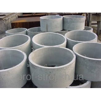 Бетонне кільце КС 1,5-0,9с
