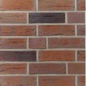 Клинкерный лицевой кирпич Terca B6 240х115х71 мм красный пестрый