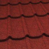 Композитна металочерепиця Gerard Diamant 1260х400 мм spanish red