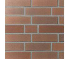 Клінкерна лицьова цегла Terca Luneburg 240х115х71 мм червона строката