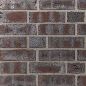 Клинкерный лицевой кирпич Terca RBB 240х115х71 мм красный пестрый