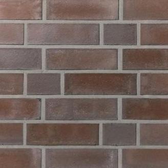 Клінкерна лицьова цегла Terca KBB 240х115х71 мм червона строката