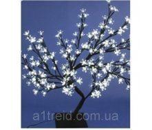 Светодиодное дерево Бонсай 45 см белое