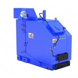 Котел твердотопливный Wichlacz KW-GSN 300 кВт 215х175х240 см