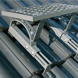 Сходинка технічна FAKRO RSB-45 45x25 см сіро-коричневий