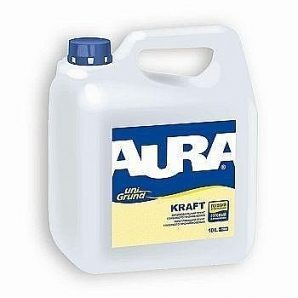 Грунтівка Aura Unigrund Kraft 10 л
