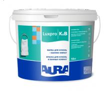 Краска Aura Lux Pro K&B полуматовая 10 л