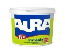 Шпаклевка Aura Fix Finish Spackel финишная 1,5 кг