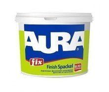 Шпаклевка Aura Fix Finish Spackel финишная 16,5 кг