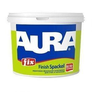Шпаклевка Aura Fix Finish Spackel финишная 1,5 кг