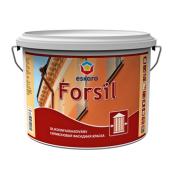 Краска фасадная Eskaro Forsil 2,85 л