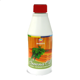 Защитное средство Eskarо Sauna Oil 0,4 л