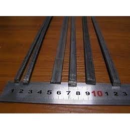 Квадрат калібрований 6х6 мм сталь 10