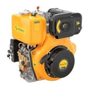 Двигатель дизельный Sadko DE-410E 6,6 кВт