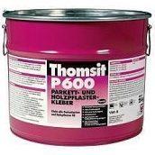 Універсальний клей на органічних розчинниках Thomsit P 600 17 кг