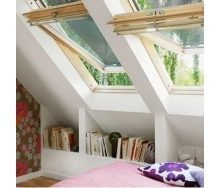 Мансардное окно VELUX GGL 3073 М04 деревянное 78х98 см