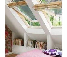 Мансардное окно VELUX GGL 3073 S06 деревянное 114х118 см