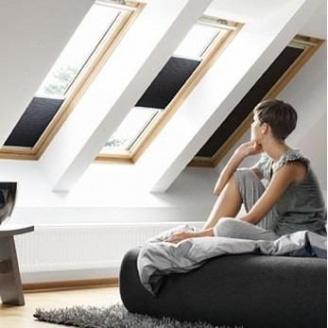 Мансардное окно VELUX GZL 1059В М04 деревянное 78х98 см
