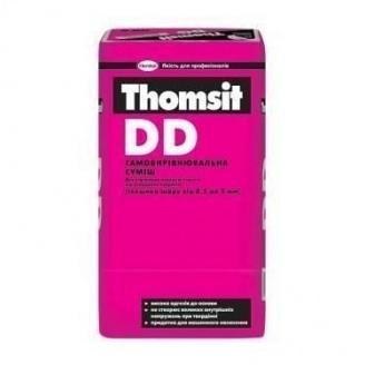 Самовыравнивающаяся смесь Thomsit DD 25 кг