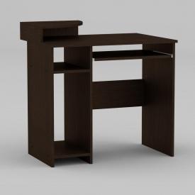 Компьютерный стол Компанит СКМ-1 820х600х736 мм венге