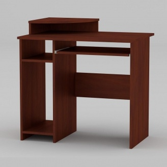 Компьютерный стол Компанит СКМ-1 820х600х736 мм яблоня