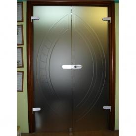 Суцільноскляні двері 12 мм