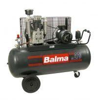 Компрессор поршневой Balma В5900/200 CT5,5 4,1 кВт с ременным приводом