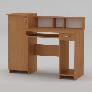 Компьютерный стол Компанит Пи-Пи-2 1175х600х736 мм бук