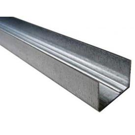 Профиль для гипсокартона UD-27 3 м 0,36 мм