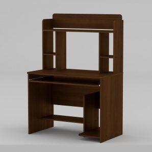 Компьютерный стол Компанит СКМ-6 1000х598х756 мм орех