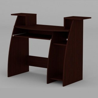 Компьютерный стол Компанит СКМ-4 1230х500х756 мм венге