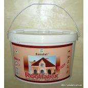 Фарба для шиферу ROOFLATEX 5 кг червоно-коричнева