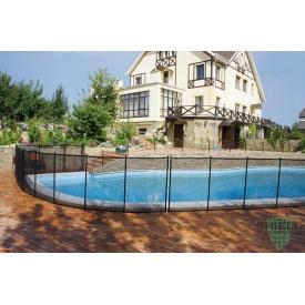 Универсальное ограждение для бассейна Shield Removable Fencing 120х455 см