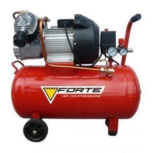 Компрессор поршневой Forte VFL-50 2,2 кВт с прямым приводом