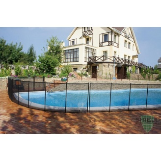 Універсальне огородження для басейну Shield Removable Fencing 120х455 см