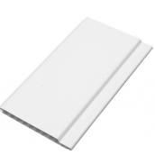 Пластиковая панель ПВХ стандарт матовая 100 мм белая