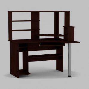 Компьютерный стол Компанит СУ-10 1200х1000х736 мм венге