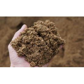 Пісок митий з відсіву дроблення фракції 2-5 мм