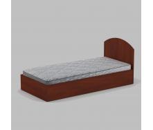Односпальная кровать Компанит 90 944х700х2024 мм яблоко